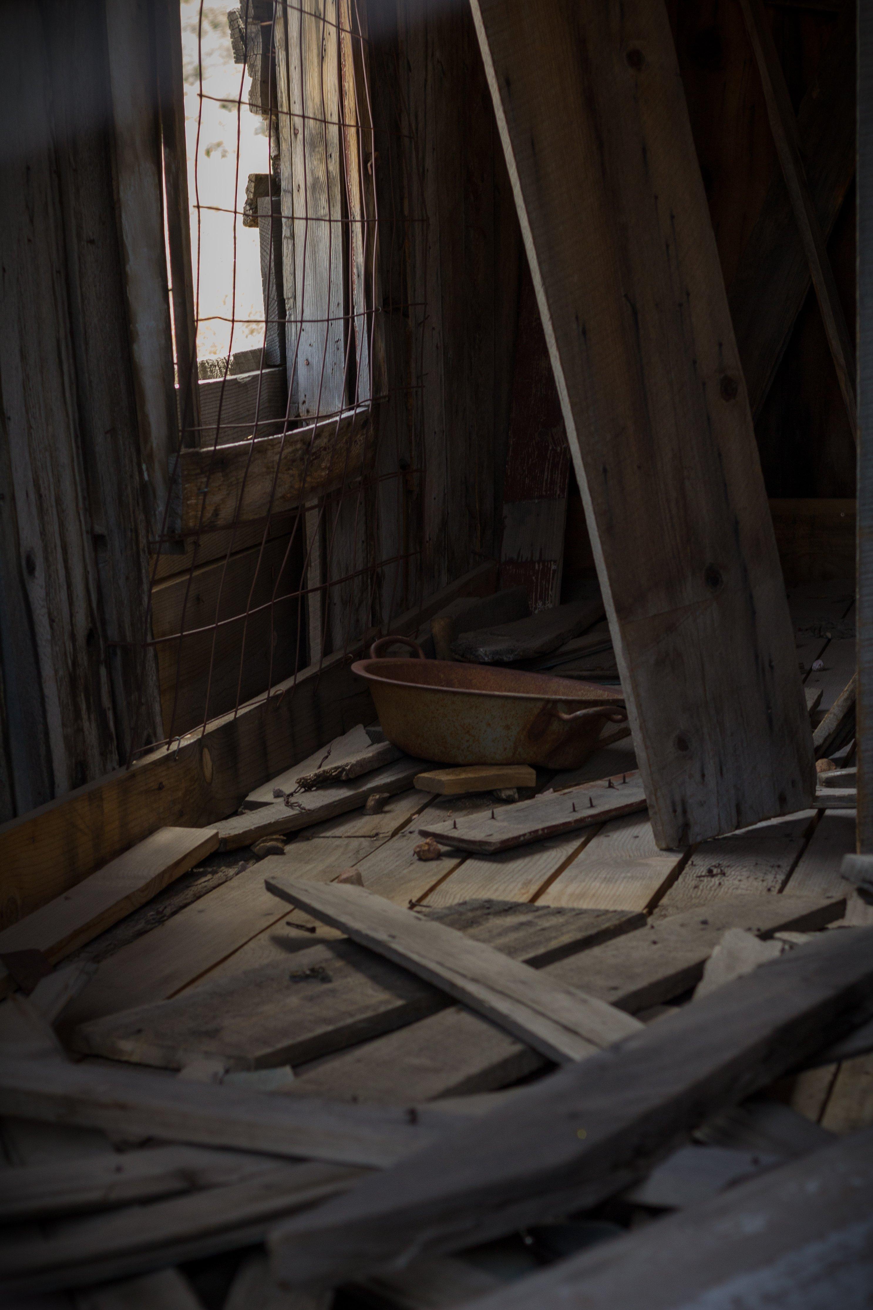 wooden-room